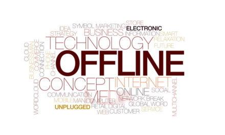 Il cuscino di Maelka: off line … off life?
