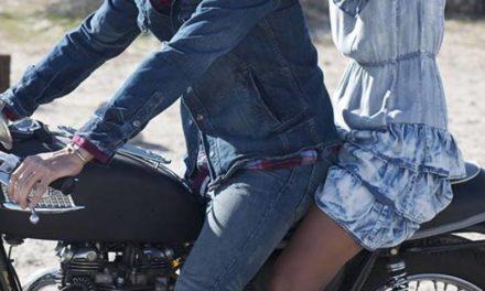 Il cuscino di Maelka: giro in moto