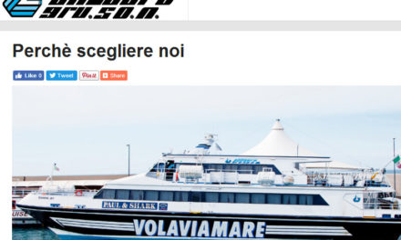 """Sorrento/ Il TAR """"boccia"""" l'Alilauro-Gruson: i locali di via De Maio non possono diventare biglietteria"""
