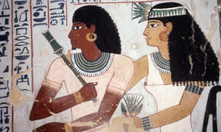 Scacco all'Arte con la Prof: la pittura egizia