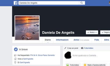 Sant'Agnello/ Spunta un nuovo profilo falso su facebook, ma questa volta c'è una sorpresa