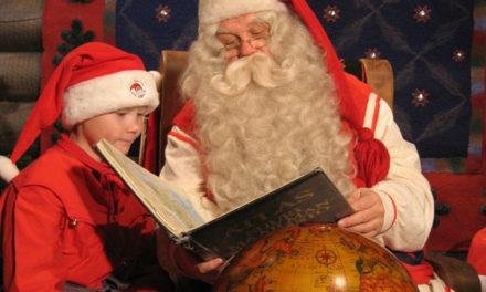 """""""Caro Babbo Natale ti scrivo""""…la letterina del figluol (s)prodigo"""