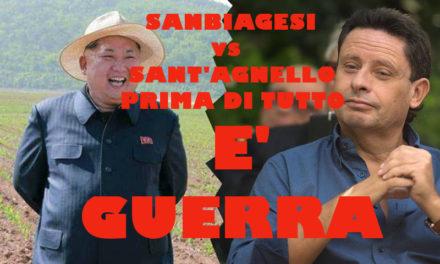 Sant'Agnello/ Tra Sanbiagesi e fan di Sagristani è scontro a colpi di post