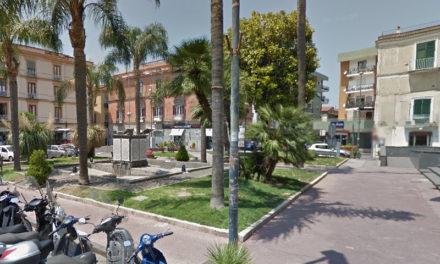 Piano di Sorrento/ Lavori ai marciapiedi: Piazza Cota off limits per due mesi