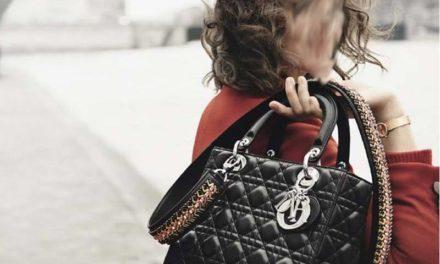 Il cuscino di Maelka: nella borsa di una donna …