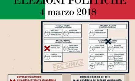 Meta/ Nominati gli scrutatori per le elezioni politiche (ECCO L'ELENCO)