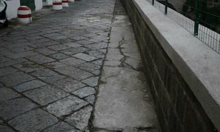Meta-Piano di Sorrento/ Miracolo: liberata Ponte Orazio Est