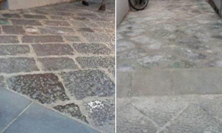 Sorrento – Restyling Corso Italia/ Pendenze da cronoscalata, guardate cosa hanno combinato