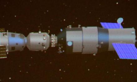 Ultim'ora/ Satellite cinese in caduta sulla terra: a rischio anche la Campania