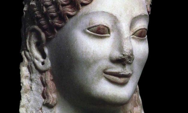 Scacco all'Arte con la Prof: la scultura greca in età arcaica