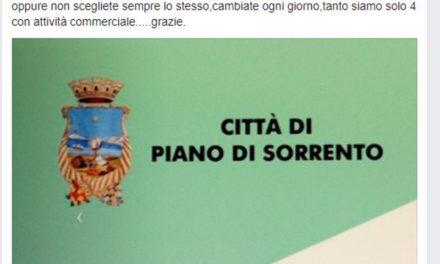 """Piano di Sorrento/ """"Per le carte d'identità il Comune non può imporre il fotografo agli utenti"""": la segnalazione social di Luigi Irolla"""
