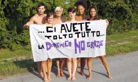 """Penisola sorrentina/ Mimmo Calderaro: """"Violenza sulle donne è anche lo sfruttamento delle commesse nei negozi"""""""