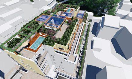 """Sorrento/ """"Può ripartire l'housing di Santa Lucia"""": l'annuncio dell'ingegner Elefante."""