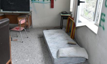 Piano di Sorrento/ L'esclusivo viaggio all'interno della scuola abbandonata (IL REPORTAGE FOTOGRAFICO DELLA VERGOGNA – PRIMA PUNTATA)