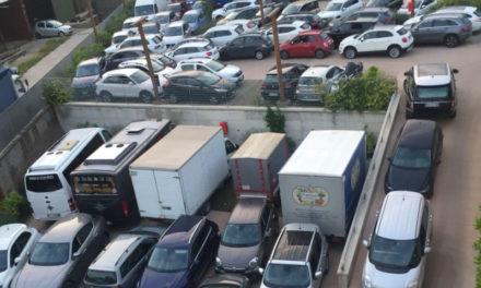 Sant'Agnello/ Altro che 55 posti auto: ecco cosa accade al parcheggio convenzionato di via San Sergio