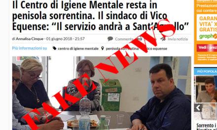Sorrento – Centro d'igiene mentale/ Vergogna: restano tutti tranne i pazienti, ma loro non votano!