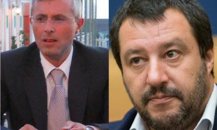 """Meta/ Peppe Tito scrive a Salvini: """"Complimenti, ti aspetto a Meta"""""""