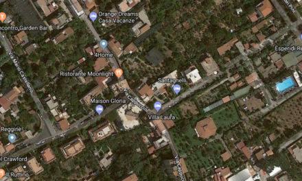 Sant'Agnello – Via Cappuccini/ Il Comune non abbatte l'opera abusiva e ci pensa il Commissario nominato dal TAR