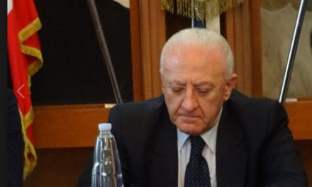 Penisola sorrentina/ Saltano le modifiche al PUT: il Governatore De Luca chiede un approfondimento