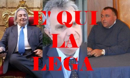 Penisola sorrentina/ Antonio Elefante, Tonino Castellano e Pasquale D'Aniello: ecco i tre pionieri della Lega