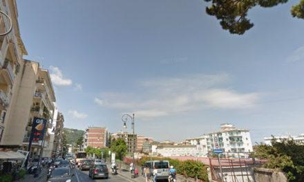 Sorrento/ Approvato il progetto esecutivo dell'allargamento di via Marziale