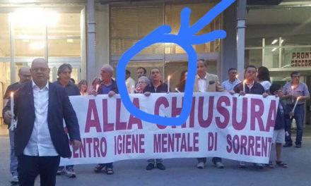 """Penisola sorrentina/ """"Vergogna! Ennesimo suicidio ed ancora pensano di chiudere il Centro d'igiene mentale"""": le parole di Rosario Fiorentino"""