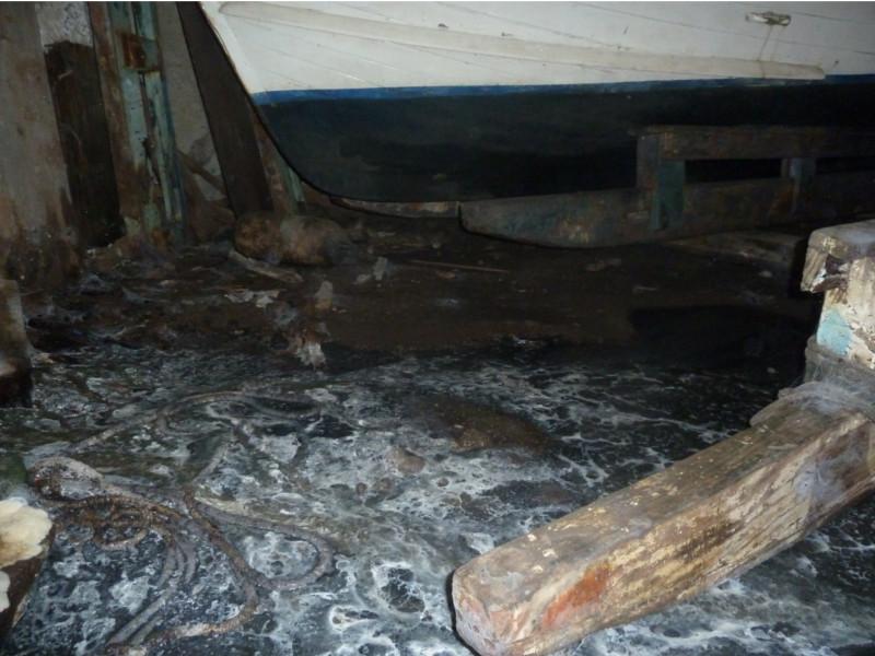 La video-foto inchiesta sul mare di Meta/ La grotta dei veleni – Viaggio alla sorgente della m**** (Seconda ed ultima puntata)