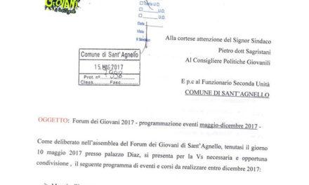 """Sant'Agnello/ """"Forum dei Giovani i conti non tornano"""": i 5 Stelle chiedono spiegazioni"""