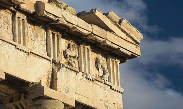 Scacco all'Arte con la Prof / La scultura greca in età classica: Fidia e i marmi del Partenone