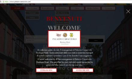 Meta – Inchiesta Villa Giuseppina/ Pirati informatici si appropriano del profilo di Palazzo Caracciolo, nessun messaggio volgare al nostro blog: la precisazione di Annarita De Iulio