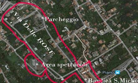 """Piano di Sorrento/ """"Questo è il mio progetto per la festa di San Michele"""": la proposta  di Peppe Coppola 105"""