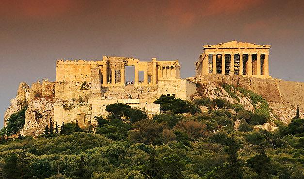 Scacco all'Arte con la Prof / L'architettura greca in età classica: l'Acropoli di Atene