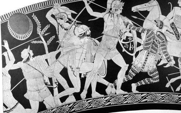 Scacco all'arte con la Prof / La ceramografia greca  in età classica