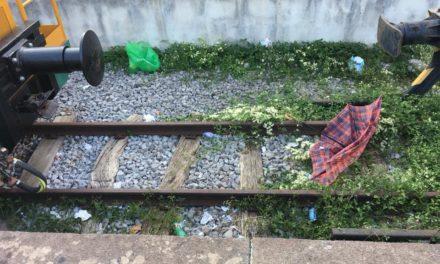 Piano di Sorrento/ Che munnezza di stazione: il fotoreportage di Mariella Nica