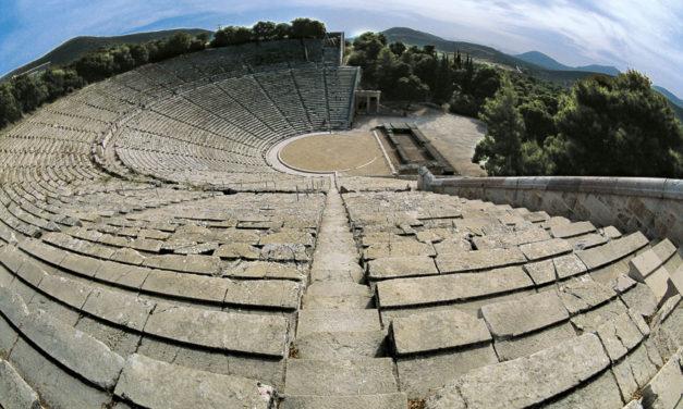 Scacco all'Arte con la Prof / L'architettura greca in età classica: il teatro