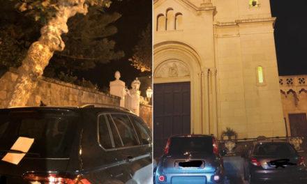 """Sant'Agnello/ """"Multe a tutti tranne a chi 'conta'"""": la foto denuncia"""