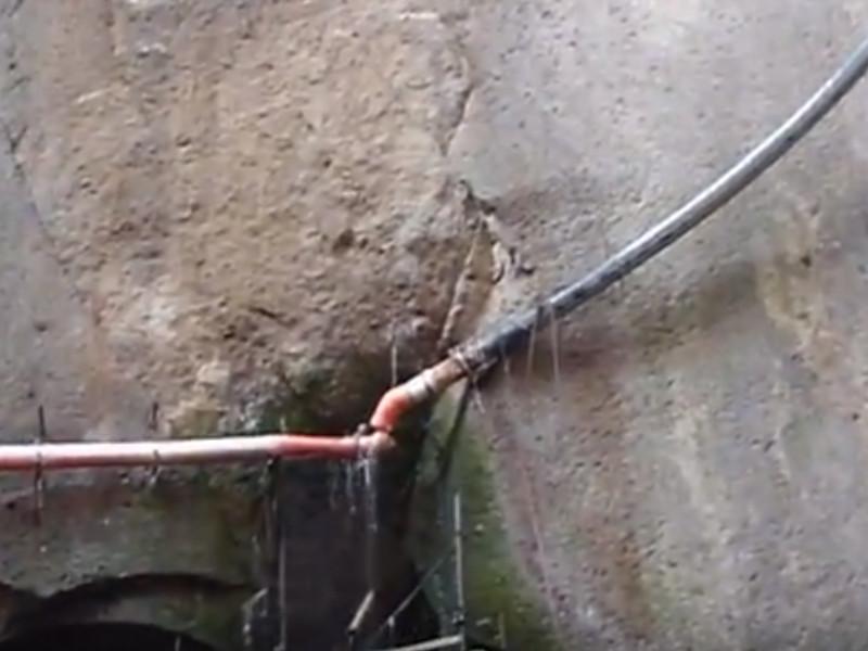 Meta – Piano di Sorrento/ Ecco come ti sverso i liquami nel vallone di Lavinola (VIDEO)