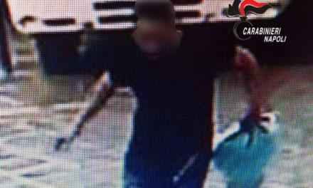 Meta/ Rubò l'incasso di una macelleria, arrestato 34enne di Secondigliano