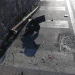Piano di Sorrento/ Via Gennaro Maresca strada a rischio: due incidenti e due furti in pochi giorni: cittadini chiedono la video sorveglianza