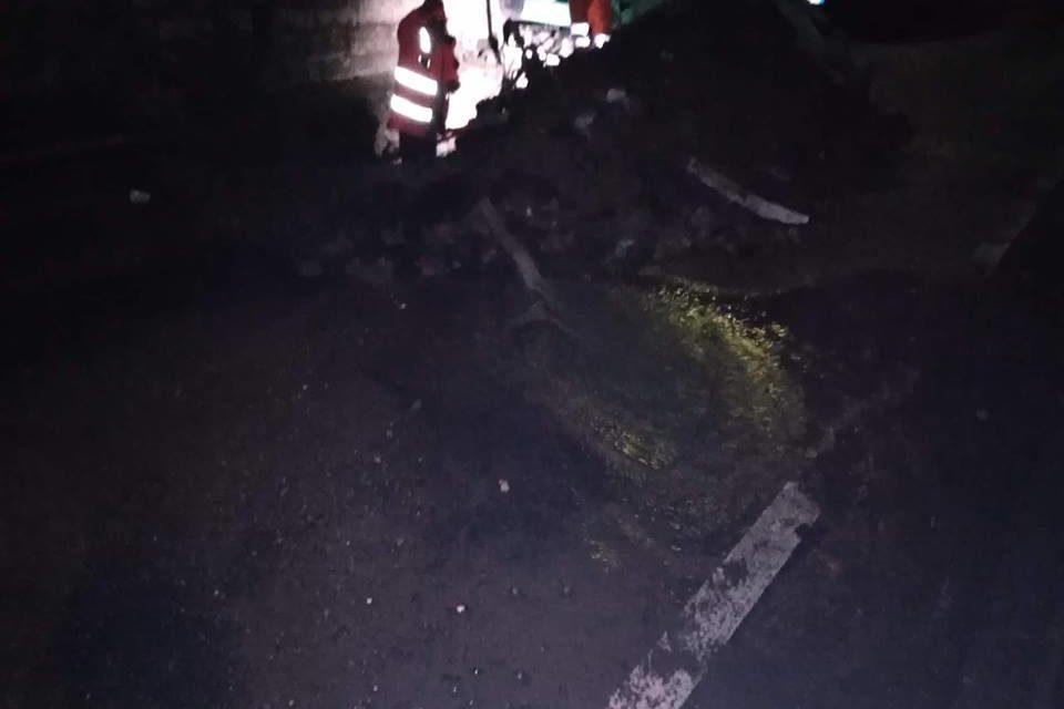 Piano di Sorrento/ Si rompe condotta in via Madonna di Roselle, mezza città senz'acqua, ma nessuno avvisa. Almeno un'altra ora di lavori