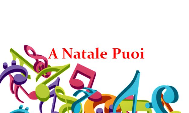 """Il cuscino di Maelka / """"A Natale puoi"""", dirne due a chi vuoi…"""