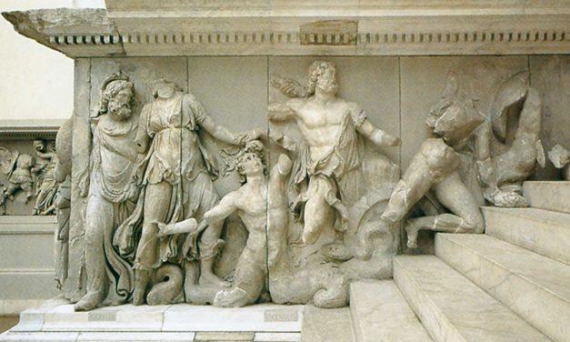 Scacco all'Arte con la Prof / Il rinnovamento urbanistico in età ellenistica