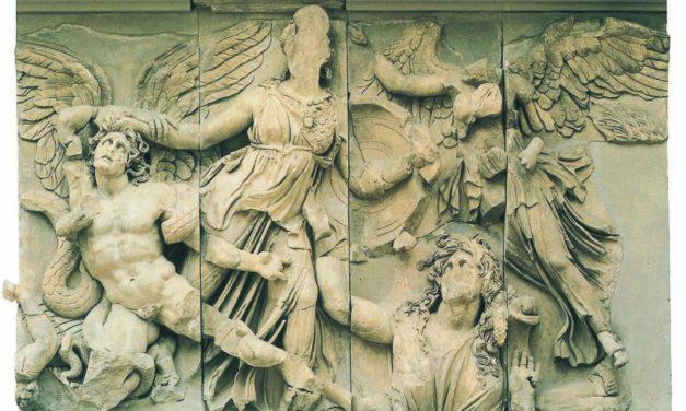 Scacco all'arte con la Prof / L'arte ellenistica