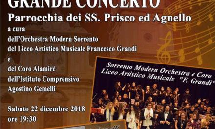 """Penisola sorrentina/ """"Sorrento è la dimostrazione perenne dell'ignoranza che si ammanta di cultura"""": lo sfogo dopo l'esibizione al Concerto nella Chiesa di Sant'Agnello"""