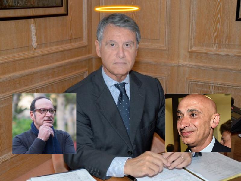 """Piano di Sorrento/ Raffaele Esposito fa voti a """"Sant'Aponte"""" e si offre a Iaccarino"""