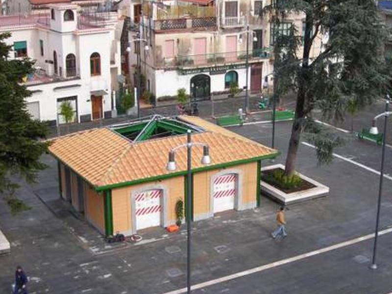 """Sorrento/ """"Una biblioludoteca a Piazza Veniero"""": la proposta del Movimento 22 Dicembre"""