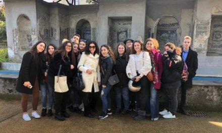 Piano di Sorrento / Villa Fondi: la mostra multimediale e le proposte dei giovani studenti per potenziare la fruizione del museo Vallet