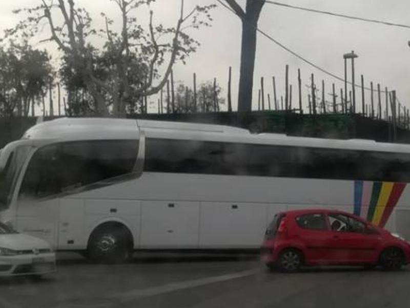 Piano di Sorrento – Meta/ Da domani parte l'ordinanza: autobus e camion sul corso solo di notte
