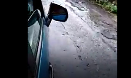 Piano di Sorrento/ Fiume di liquami in via Lavinola: il VIDEO della vergogna fa il giro della rete