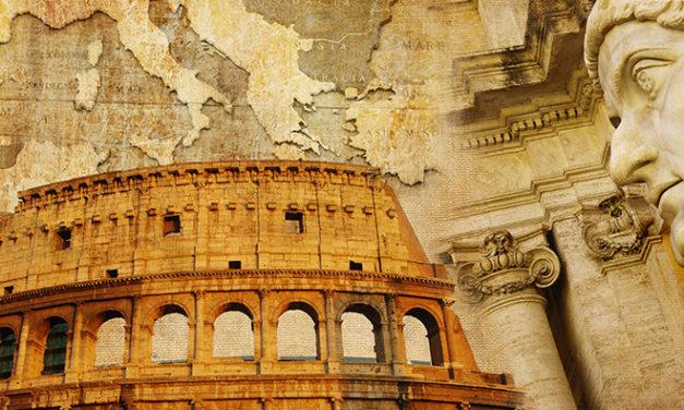 Scacco all'Arte con la Prof / L'arte romana